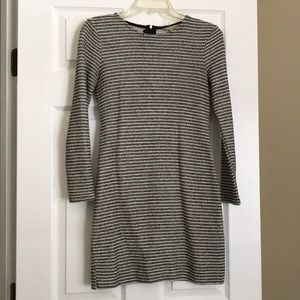 Knitted Banana Republic dress